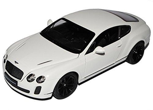 bentley-continental-supersprorts-coupe-weiss-1-24-welly-modell-auto-mit-individiuellem-wunschkennzei