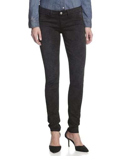 SOLD Women's Printed Lace Skinny Jean
