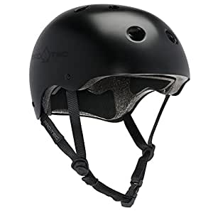 PROTEC Original Classic Helmet CPSC-Certified, Satin Black, X-Small