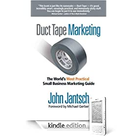 Duct Tape Marketing Kindle