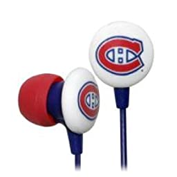 NHL Montreal Canadiens iHip Logo Earbud