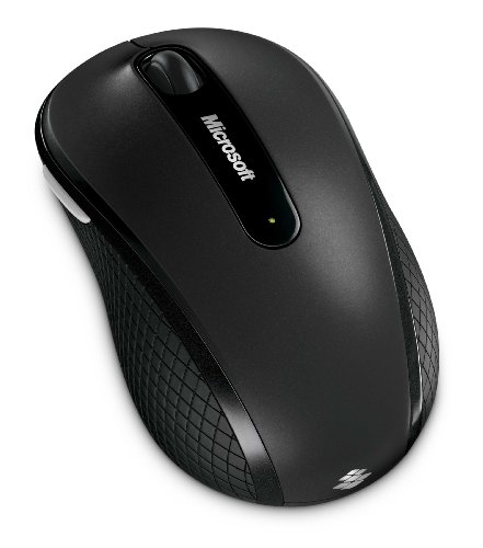 Wireless Mobile Mouse 4000 ストーン ブラック (D5D-00014)