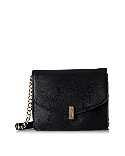 Kenneth Cole REACTION Women's Winged Victory Shoulder Bag, Black As You See
