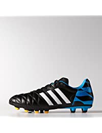 adidas Men's 11nova TRX FG - Black/White/Blue