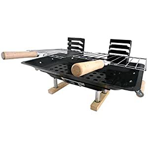 hibachi outdoor grill patio lawn garden. Black Bedroom Furniture Sets. Home Design Ideas