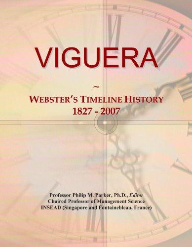 VIGUERA: Webster's Timeline History, 1827 - 2007