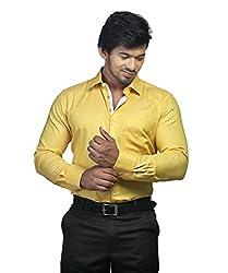 Tabard Full Sleeve Cotton Formal Shirt_38