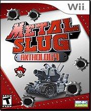 Brand New Ignition Entertainment Metal Slug Anthology Nintendo Wii Huge Number Of Puzzle Levels