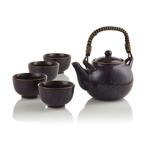 Teavana Aubergine Teapot Set