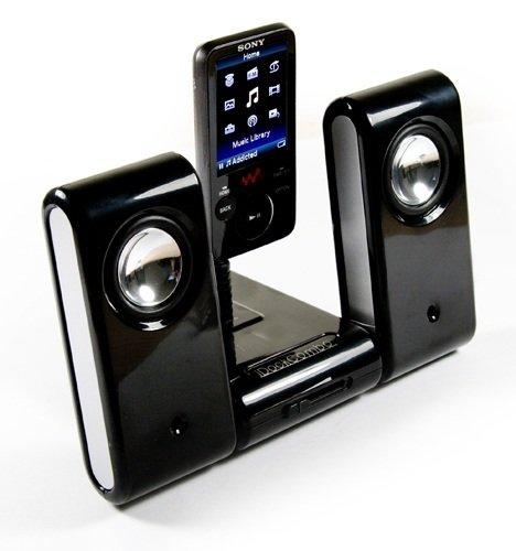 E-volve MP3 Vibe-Dock Lautsprechersystem