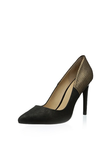 Joe's Jeans Women's Jaime Two-Tone Dress Pump
