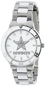 Game Time Ladies NFL-PEA-DAL Dallas Cowboys Watch by Game Time