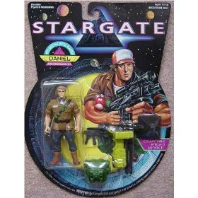 Buy Low Price Hasbro Stargate the Movie Daniel Archaeologist Action Figure (B00143VRBI)