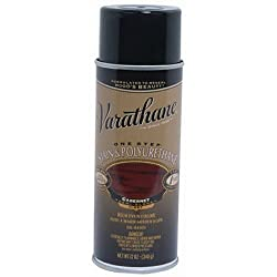 Rust-Oleum VARATHANE Stain & Polyurethane Spray for Interior Furniture and Wood Polish, Cabernet