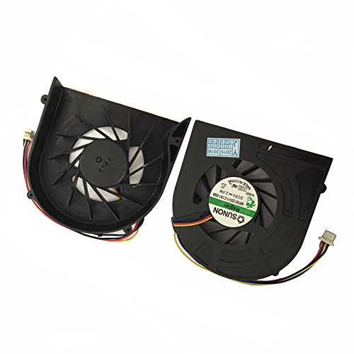 Replacement Cooling Fan for HP Probook 4520s, Probook 4720s (Left) NEW (Replacement Laptop Cooling Fan compare prices)