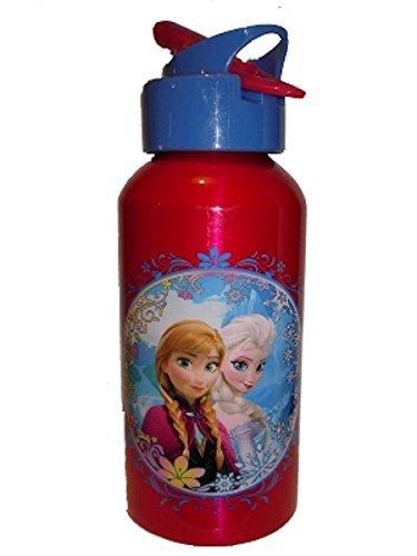 Disney Frozen Aluminum Bottle Anna and Elsa
