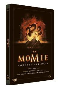 La Momie - La trilogie : La Momie + Le Retour de la momie + La Momie - La tombe de l'Empereur Dragon [Pack Collector boîtier SteelBook]