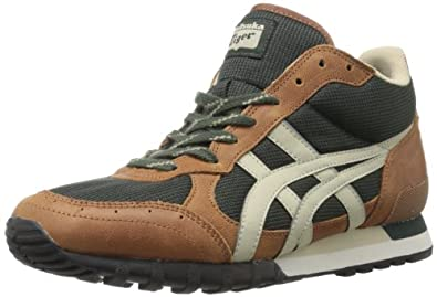 Onitsuka Tiger Men's Colorado Eighty-Five MT D3P2L.8060 Lace-Up Fashion Sneaker,Forest Green,8 M US