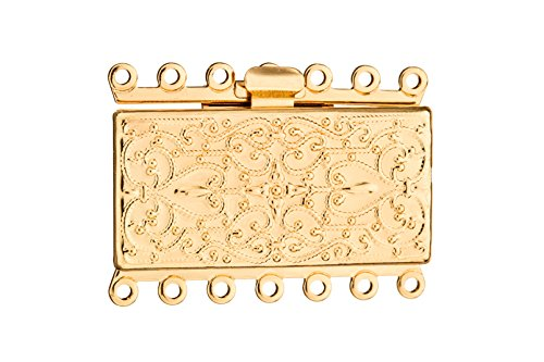 filigree-line-square-7-strand-box-clasp-gold-finished-brass-27x36mm-sold-per-pack-of-1