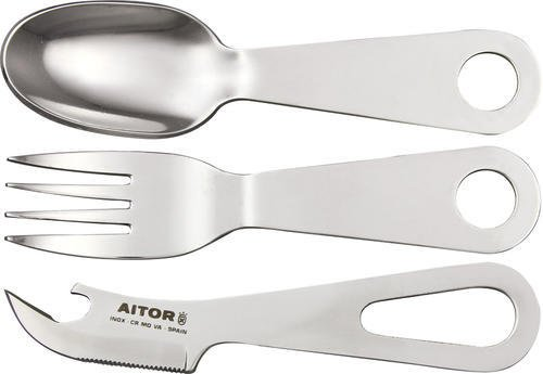 Aitor AI16054 Bucanero Camp Cooking Knife