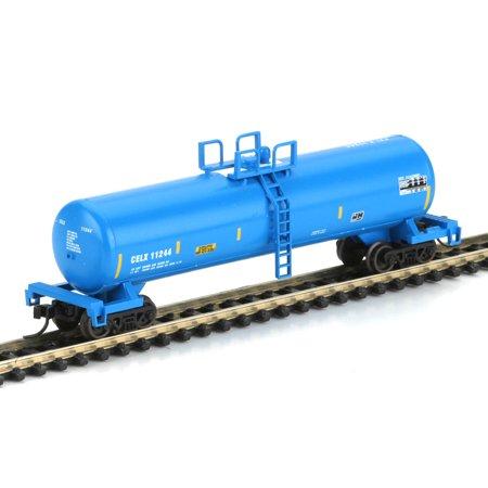 N RTR 50' Modern Tank, CELX/Blue #11244 - Buy N RTR 50' Modern Tank, CELX/Blue #11244 - Purchase N RTR 50' Modern Tank, CELX/Blue #11244 (Athearn, Toys & Games,Categories,Play Vehicles,Trains & Railway Sets)