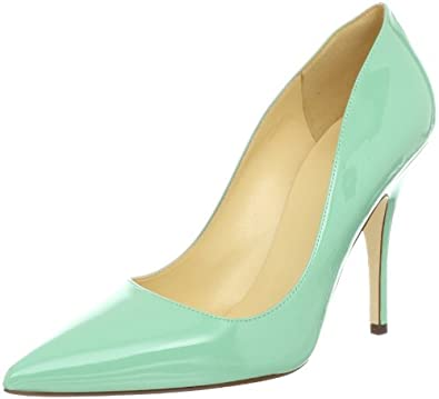 Kate Spade New York Women's Licorice Pump,Seafoam,8.5 M US