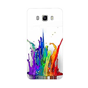 Phone Candy Designer Back Cover with direct 3D sublimation printing for SAMSUNG J7 (2016)