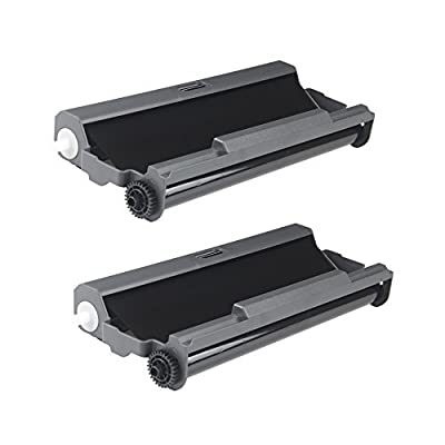 myCartridge 4 Pack PC501 Compatible with Brother Fax Cartridge for use in Brother FAX 575 Fax printers