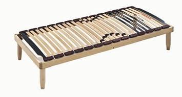 sommier lattes lattes en bois avec curseurs de fermet et embouts embouts de. Black Bedroom Furniture Sets. Home Design Ideas