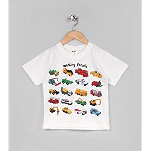 T-Shirt - Working Vehicle | 35882