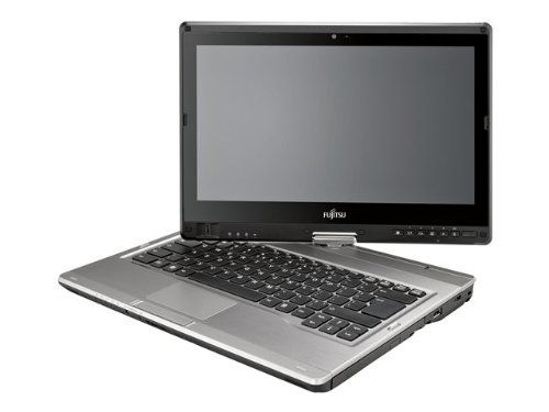 Fujitsu BTCKU30000AAABPU LIFEBOOK T902 - Notebook / tablet - Core i5 3320M / 2.6 GHz - Windows 7 Gifted 32-bit - 4 GB RAM - 128 GB SSD Self Encrypting Impel - DVD SuperMulti - 13.3 inch WVA wide 1600 x 900 / HD+ - Intel HD Graphics 4000 - keyboard: US