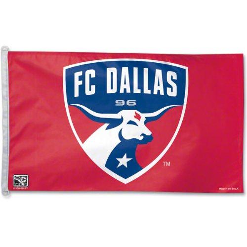 Mls Fc Dallas 3-By-5 Foot Flag