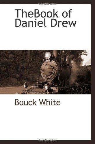 TheBook of Daniel Drew