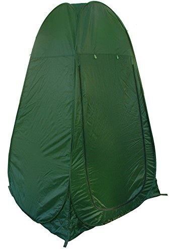 Portable Pop Up Tent Camping Beach Toilet Shower Changing Room Outdoor Bag Green outdoor double layer 10 14 persons camping holiday arbor tent sun canopy canopy tent