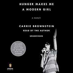 Hunger Makes Me a Modern Girl | Livre audio