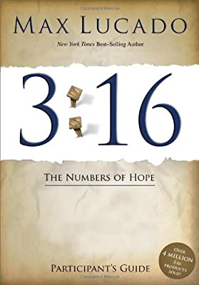 3:16 Participant's Guide: The Numbers of Hope