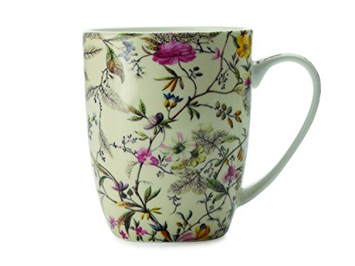 William Kilburn Coupe Mug 400ml Summer Blossom