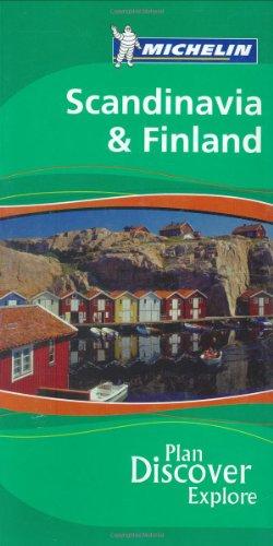 Scandinavia & Finland (Michelin Green Guides)