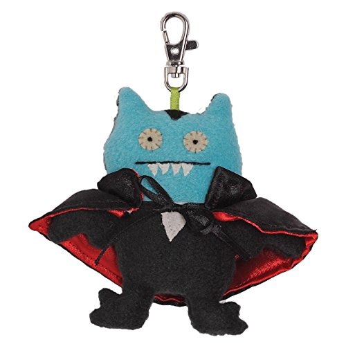 Uglydoll Universal-Ice Bat Dracula Backpack Clip Plush