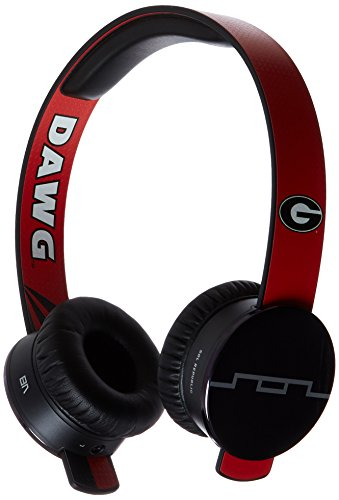 SOL REPUBLIC Tracks Headphone - University of Georgia