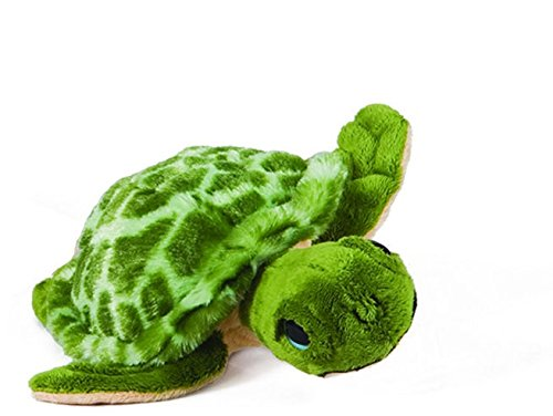 Green Sea Turtle 9in Plush Toy - 1