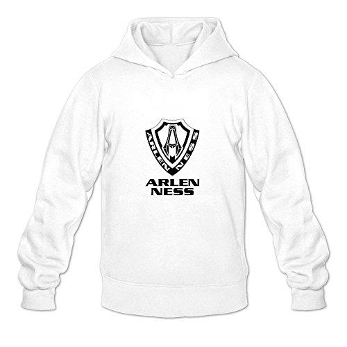 Men's Arlen Ness Logo Hoodie Sweatshirt