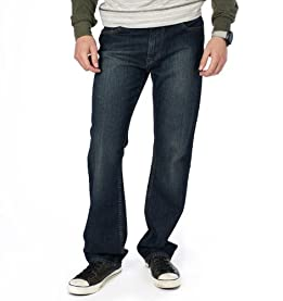 Relaxed Five Pocket Jeans