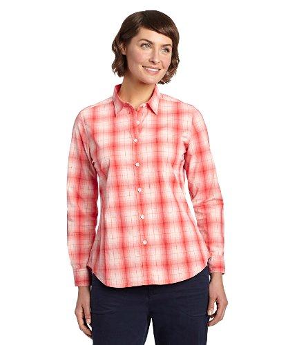 ba010d173e Cheap Woolrich Women s Petite Eaves Long Sleeve Stretch Poplin Shirt  Carmine X Large Petite