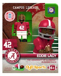 Eddie Lacy OYO Generation 1 G1 Alabama Crimson Tide NCAA LE Mini Figure