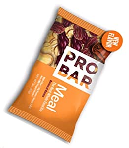 Probar Meal Oatmeal Raisin (Case of 12) 3 Ounces