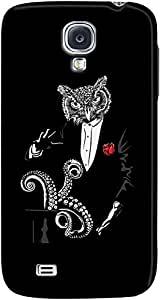 DailyObjects Wild Magician Case For Samsung Galaxy S4