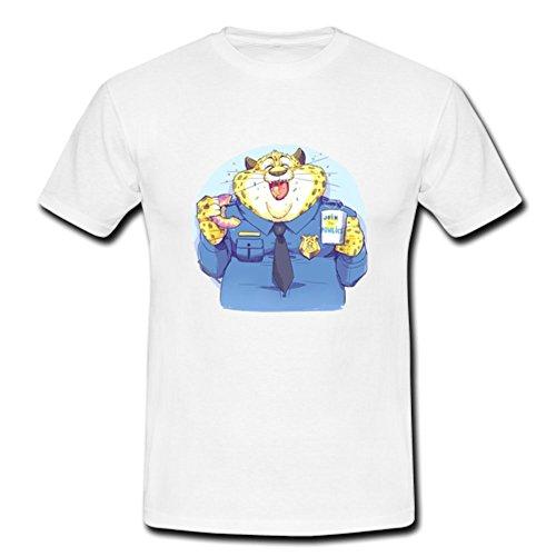 zootopia Men big tall t-shirt XXXLarge