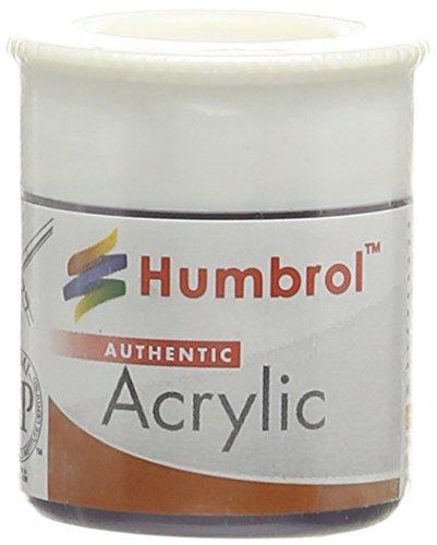 Humbrol Acrylic, Lemon - 1