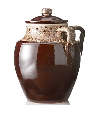 COLI Bakeware Bellitalia Tall Pignata Pot with Lid & Double Handles
